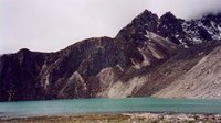 Gokyo Lake. You'll know...