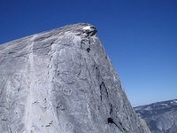 Approach Half Dome