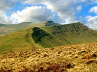 Brecon Beacons - From Unnamed Top