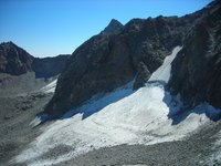 Palisade Glacier from Winchell