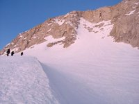North Couloir of Mt. Abbot,...