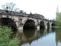 English Bridge - Shrewsbury