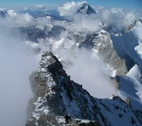 Zinalrothorn Summit