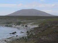 First Mountain, Pebble Island
