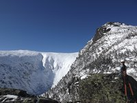 The Lion's Head and Tuckerman's Ravine