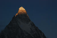 1st rays hit Shivling