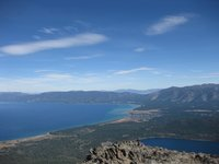 Mt. Tallac (east looking view)