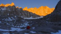 Mt Whitney, Trail Camp