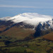 Snow Topped Skiddaw